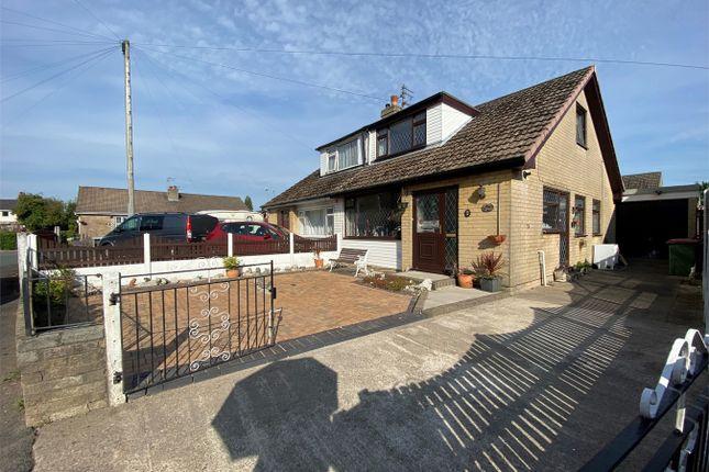 Thumbnail Semi-detached bungalow for sale in Morris Crescent, Ribbleton, Preston, Lancashire