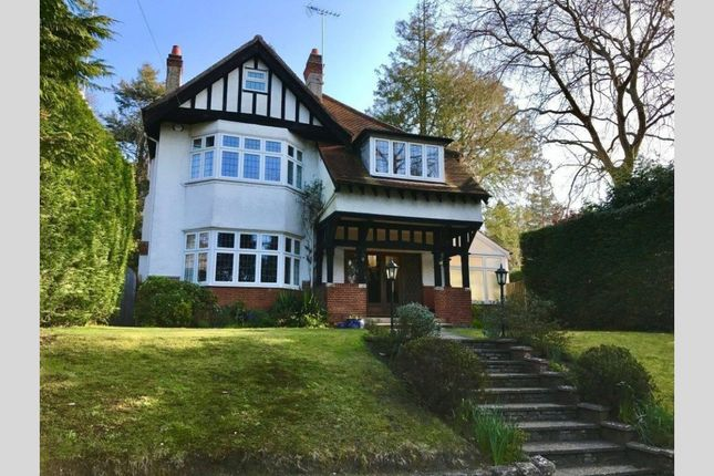 Thumbnail Detached house for sale in Branksome Wood Road, Westbourne, Bournemouth