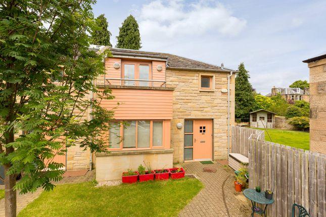 Thumbnail End terrace house for sale in St Albans Road, Edinburgh