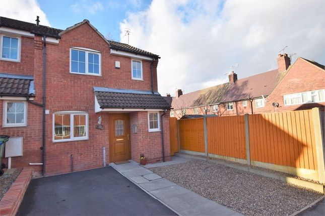 Thumbnail Property to rent in Frecheville Street, Staveley, Chesterfield