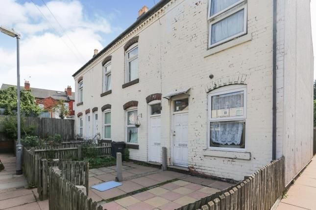 Thumbnail Terraced house for sale in Wright Road, Alum Rock, Birmingham