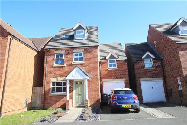 Thumbnail Property to rent in Great Park Drive, Leyland