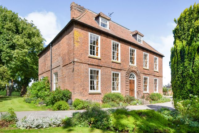 Thumbnail Detached house for sale in High Marnham, Newark
