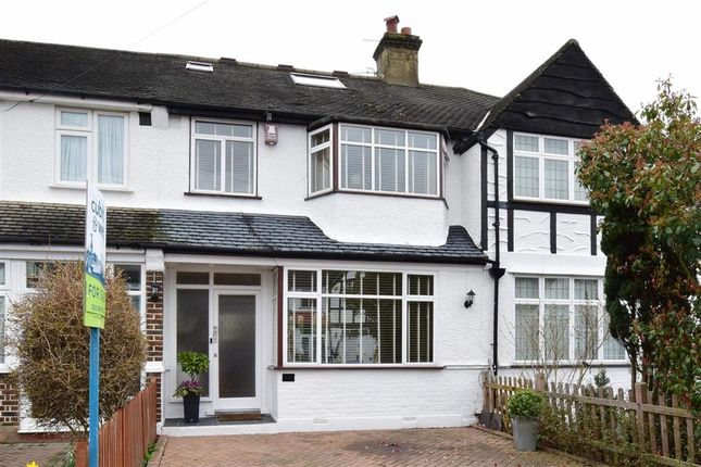 4 bed terraced house for sale in Ash Tree Way, Shirley, Croydon, Surrey CR0