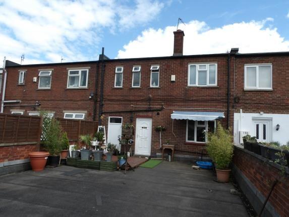 Thumbnail Flat for sale in Southchurch Drive, Clifton, Nottingham, Nottinghamshire
