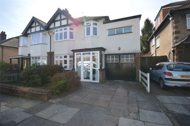 Thumbnail Detached house for sale in Priory Close, Bebington, Merseyside