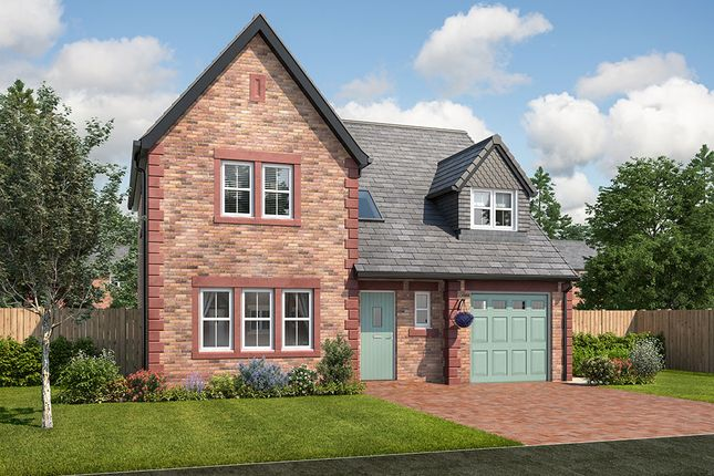 "Thumbnail Detached house for sale in ""Warwick"" at Clifton, Penrith"