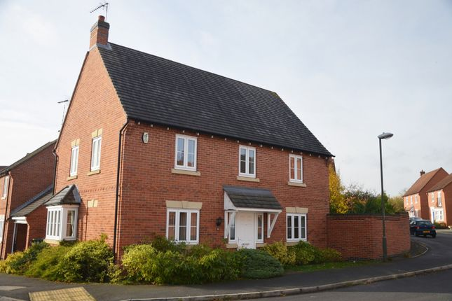 Thumbnail Detached house for sale in Greenmount Street, Church Gresley