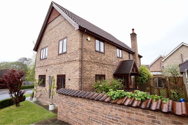 Thumbnail Detached house for sale in St. Aubins Crescent, Heighington