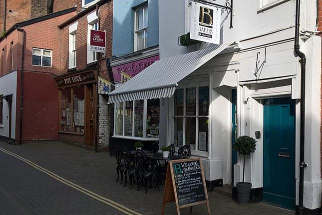 Thumbnail Commercial property for sale in Investment Opportunity, 6 Tower Street, Ludlow, Shropshire