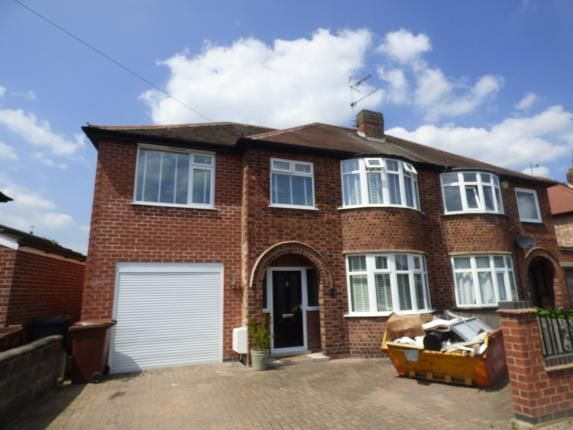 Thumbnail Property for sale in Rufford Road, Long Eaton, Nottingham