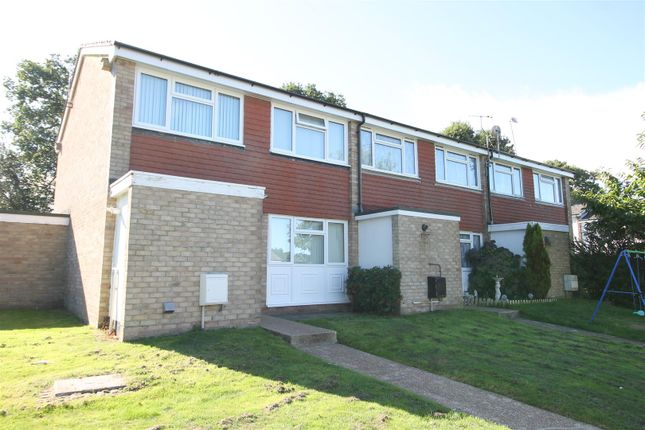 Thumbnail Terraced house for sale in Carfax Close, Bexhill-On-Sea
