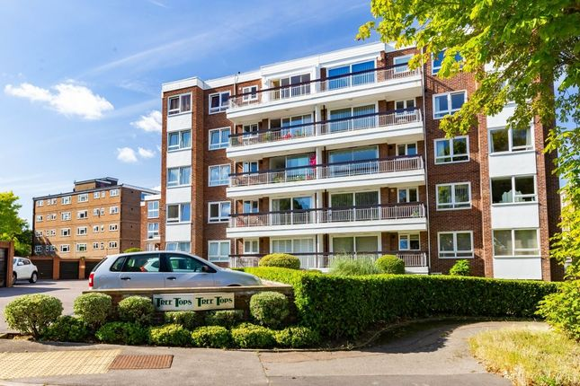 Thumbnail Flat for sale in Sydney Road, Woodford Green