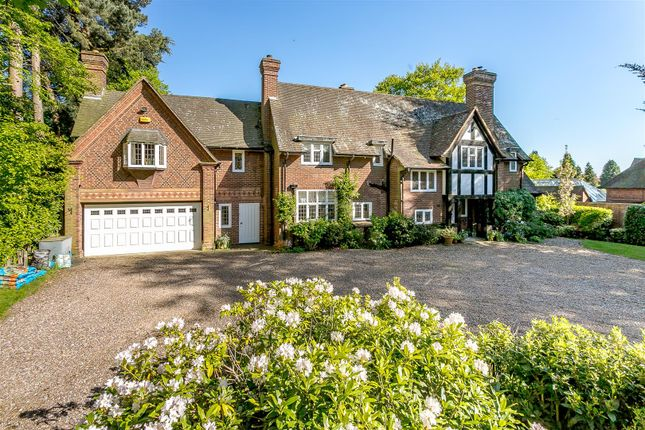 Thumbnail Detached house for sale in Ladywood Road, Four Oaks Park, Sutton Coldfield