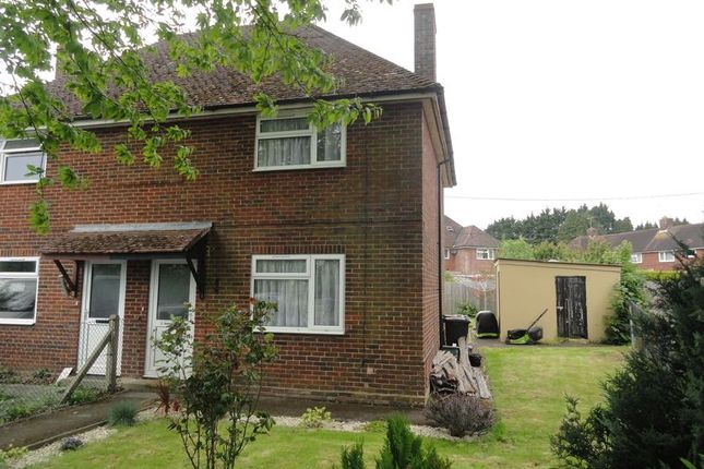 Thumbnail Semi-detached house for sale in Gaza Road, Bovington, Wareham