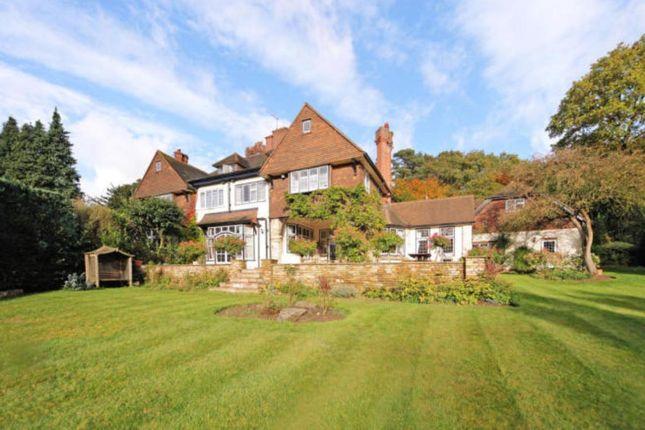 Thumbnail Semi-detached house to rent in Wood Lane, Weybridge