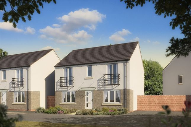 "Thumbnail Detached house for sale in ""The Chedworth"" at Walnut Close, Keynsham, Bristol"
