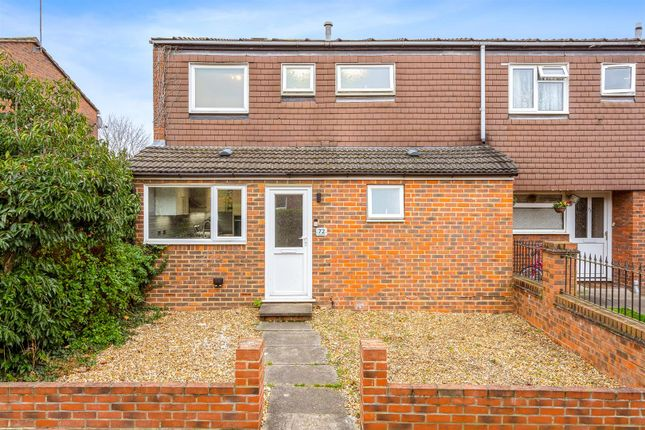Thumbnail End terrace house for sale in Harkness Rosedale, Cheshunt, Waltham Cross