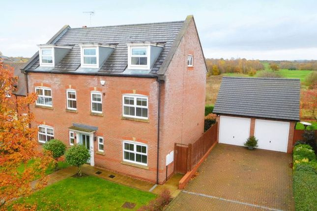 Thumbnail Detached house for sale in Kendal Way, Wychwood Park, Chorlton