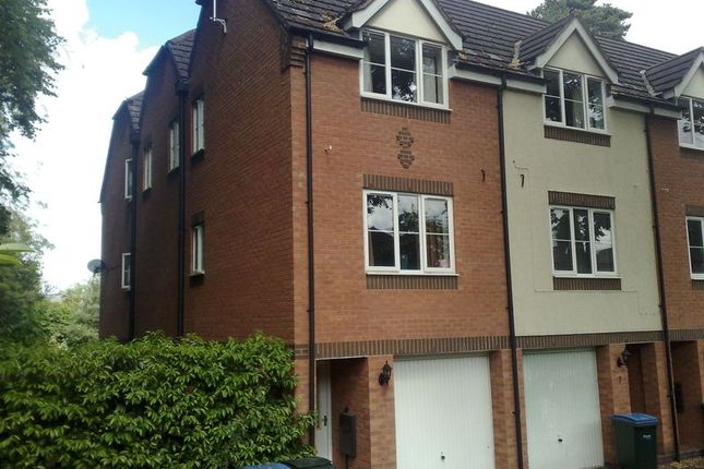 Thumbnail End terrace house to rent in 2 Bedroom, Unfurnished, Mews House, Whitley, Coventry