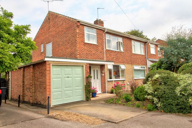 Thumbnail Semi-detached house for sale in Lynden Way, Acomb, York