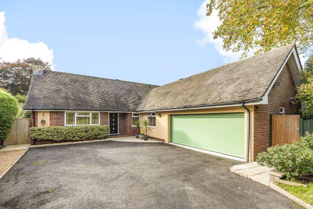Thumbnail Detached bungalow for sale in Weavers Close, Easebourne, Midhurst