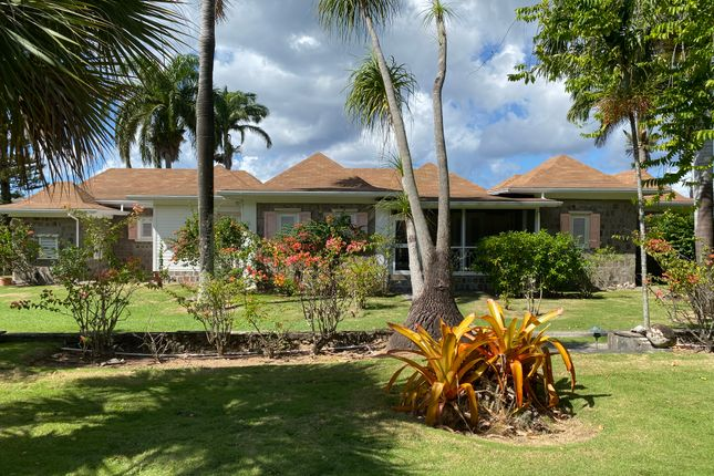Thumbnail Country house for sale in The Mount, Upper Jessups, St Thomas Parish, Saint Kitts And Nevis