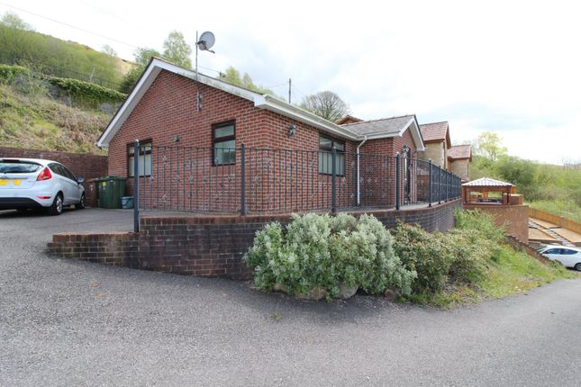 Thumbnail Detached bungalow for sale in Lower Road, Elliots Town, New Tredegar