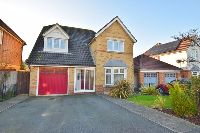 Thumbnail Detached house for sale in Claudius Grove, Knights Park