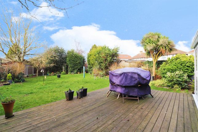 Rear Garden of Preston Drive, Bexleyheath DA7