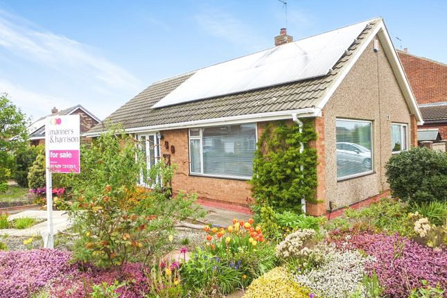 Thumbnail Detached bungalow for sale in Castleton Road, Seaton Carew, Hartlepool