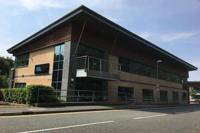 Thumbnail Office to let in Ground Floor Unit 5 Rhino Court, Station View, Stockport, Cheshire