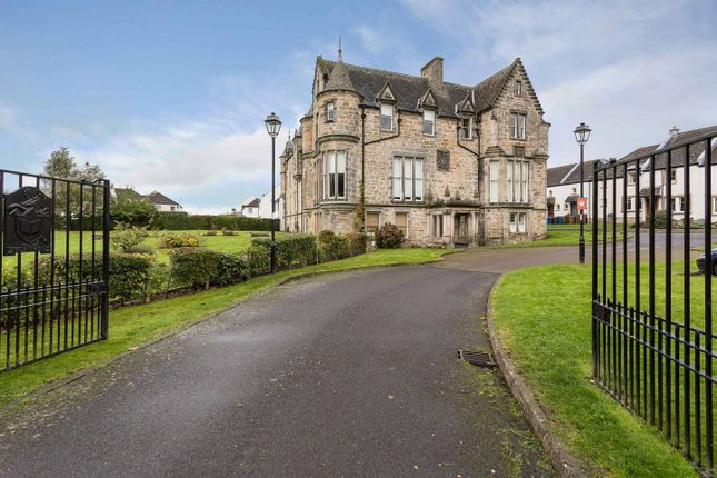 Thumbnail Flat for sale in Craigflower Court, Torryburn