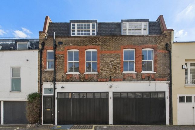 Thumbnail Mews house for sale in Marylebone Mews, London