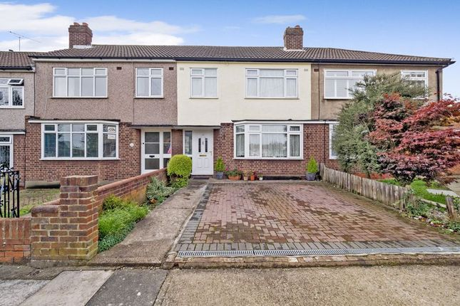 Thumbnail Terraced house for sale in Kennet Close, Cranham, Upminster