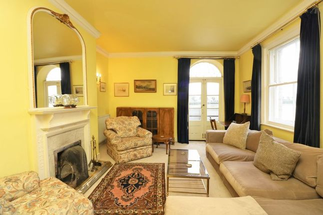 Thumbnail Semi-detached house to rent in Narrow Street, Limehouse
