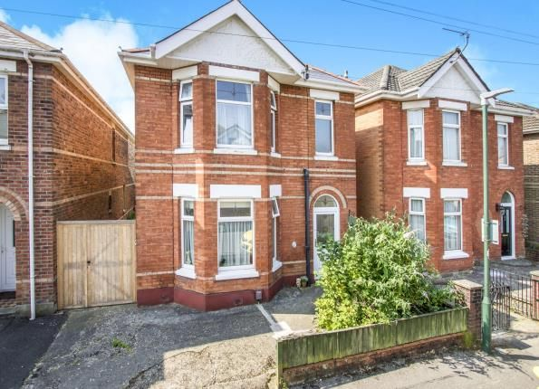 Thumbnail Detached house for sale in Bournemouth, Dorset, Bournemouth