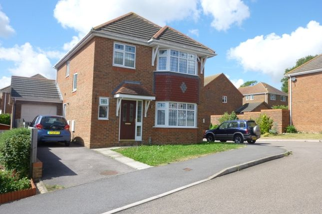 Thumbnail Detached house for sale in Beaulieu Drive, Stone Cross, Pevensey
