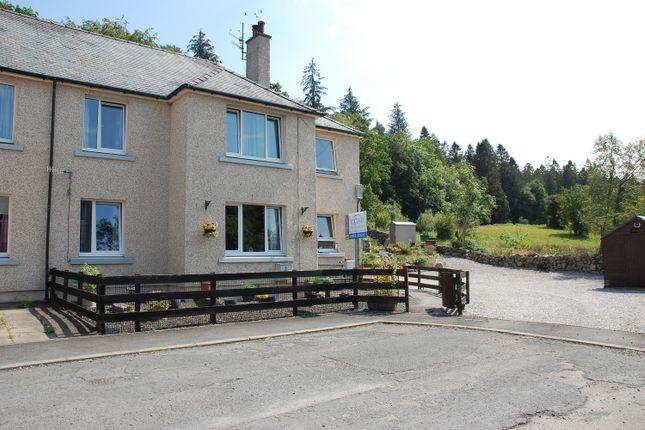 Thumbnail Flat for sale in 37 And Plot Craigmath, Dalbeattie