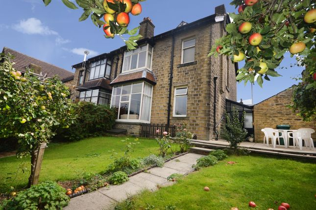 Thumbnail Semi-detached house for sale in Manchester Road, Huddersfield
