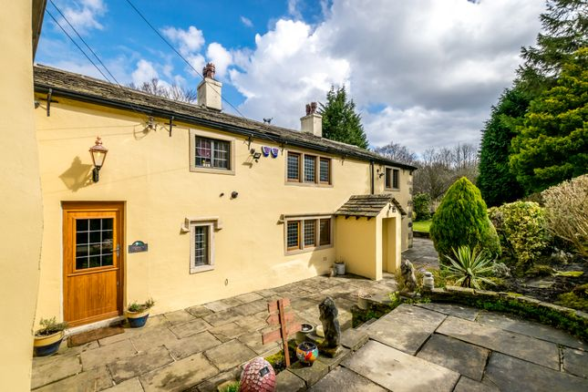 Thumbnail Detached house for sale in Doctor Hill, Pellon, Halifax
