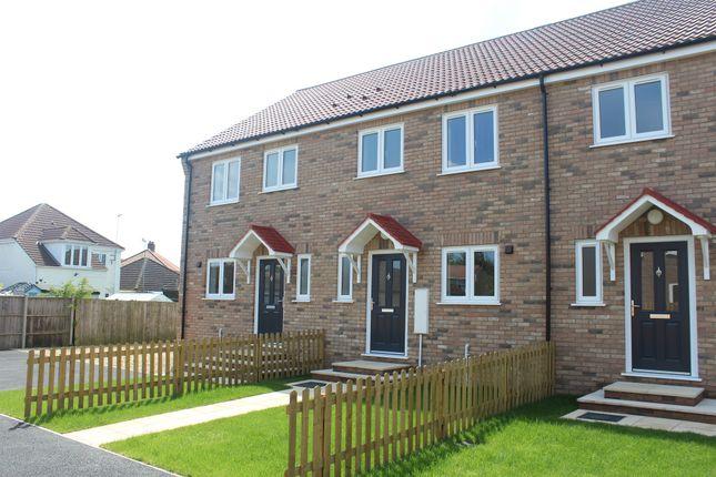 2 bed terraced house for sale in Marsh Lane, King's Lynn