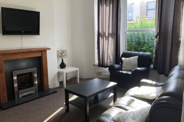 Thumbnail 3 bed terraced house to rent in Blantyre Road, Wavertree, Liverpool