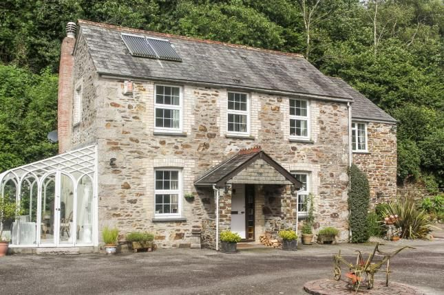 Thumbnail Detached house for sale in St. Austell, Cornwall, Pentewan