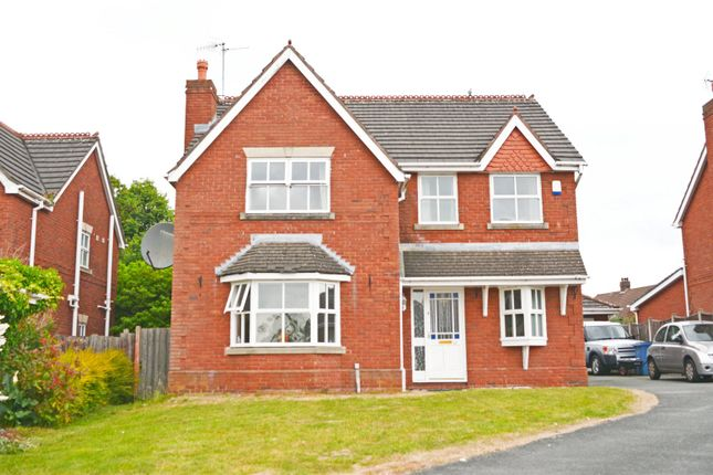 Thumbnail Detached house to rent in Farthing Close, Liverpool, Merseyside