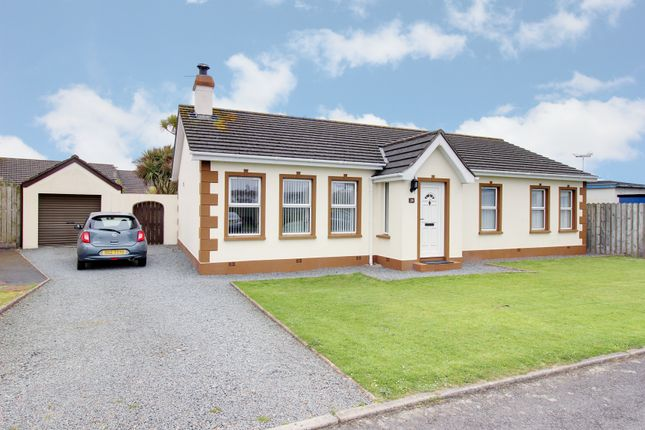 Thumbnail Detached bungalow for sale in Dunleith Drive, Ballywalter