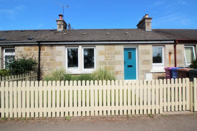 Terraced bungalow for sale in Burdshaugh, Forres