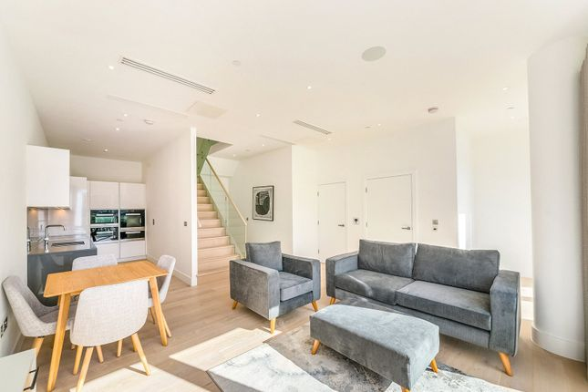Thumbnail Flat to rent in Westbourne Apartments, 5 Central Avenue