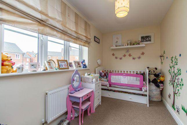 Bedroom Two of Faray Drive, Hinckley LE10