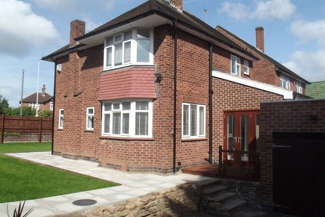 Thumbnail Detached house to rent in Loughborough Road, West Bridgford, Nottingham